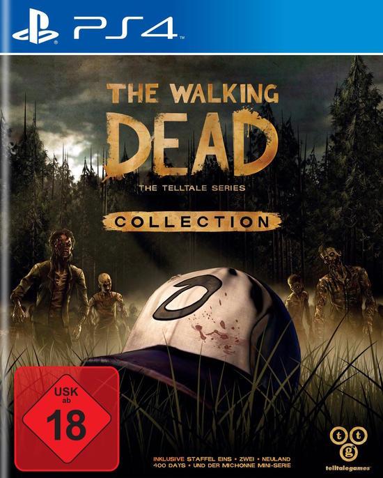 The Walking Dead: The Telltale Games Series Collection (PS4) für 24,99€ (GameStop)