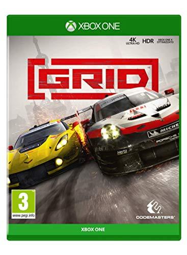 GRID (Xbox One & PS4) für je 33,41€ (Amazon IT & Amazon FR)