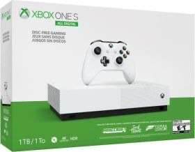 Microsoft Xbox One S All-Digital 1TB in weiß