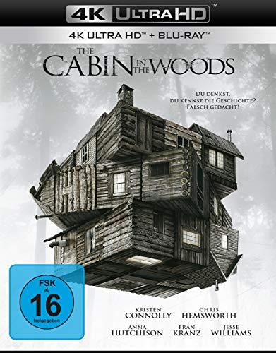 The Cabin In The Woods 4K (4K UHD + Blu-ray) für 11,97€ (Amazo Prime)