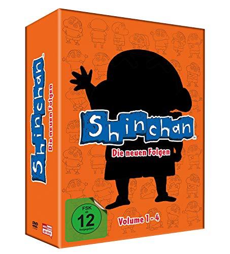 Shin chan - Die neuen Folgen, Volume 1-4 (AMAZON PRIME)
