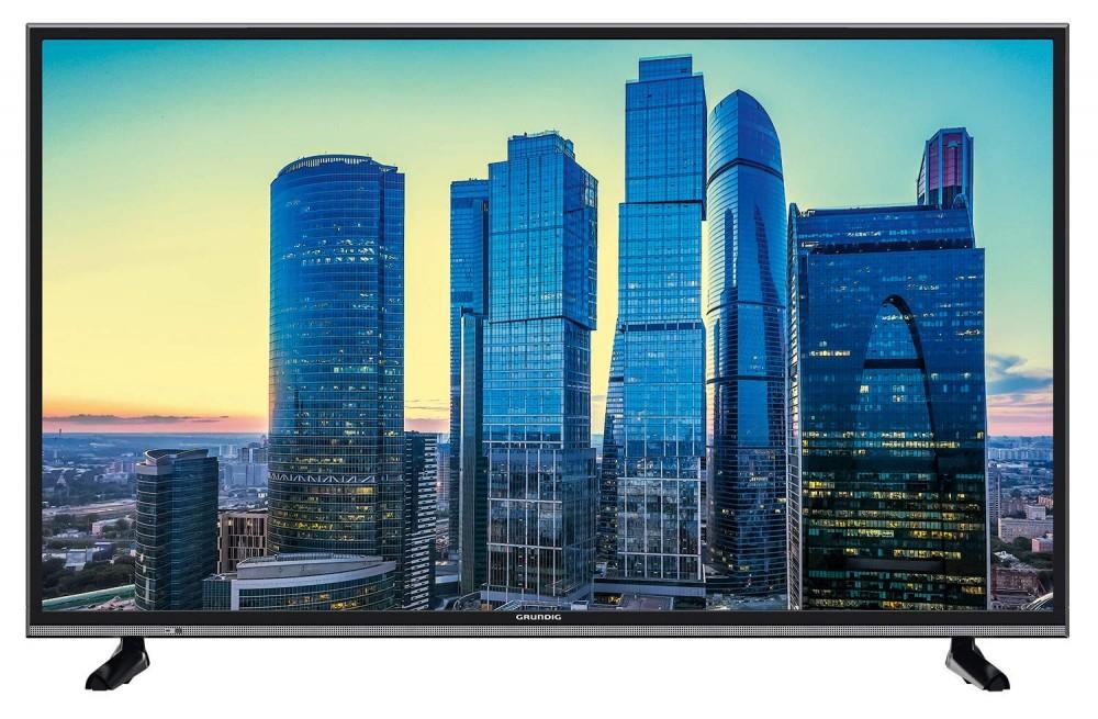[Rakuten / Elektro Outlet] Grundig 55 GUT 8960, Vision 8, 55 Zoll, 4K UHD Smart-TV, anthrazit