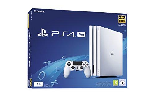 PlayStation 4 Pro weiß für 296,01€ (Amazon.fr)