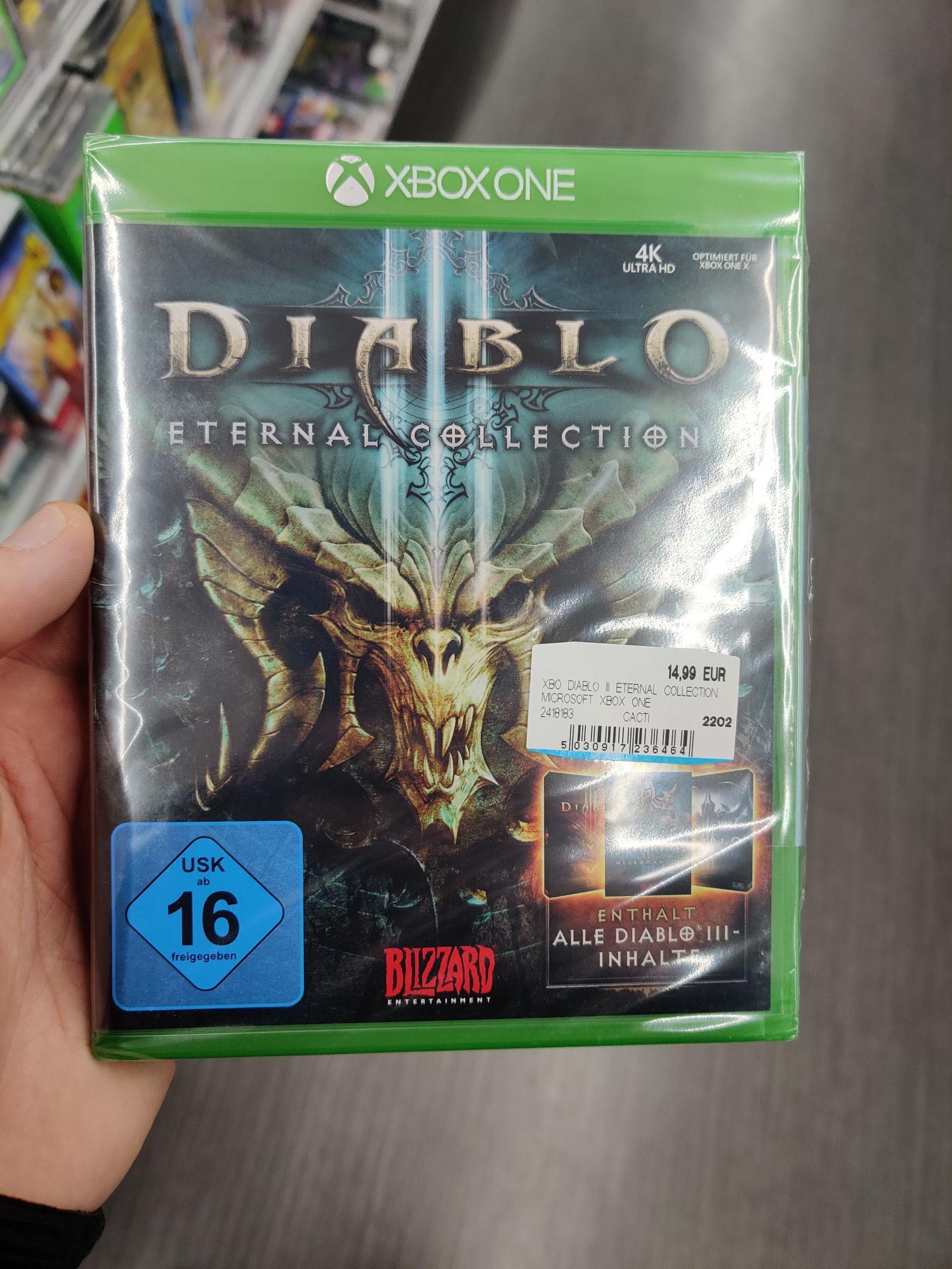 Diablo 3 Eternal Collection XBOX One [MediaMarkt] Nürnberg