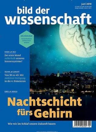 Bild der Wissenschaft Abo (12 Ausgaben) für 116,52 € + 120 € BestChoice-Gutschein oder einem 115 € BC inkl. Amazon (Kein Werber nötig)