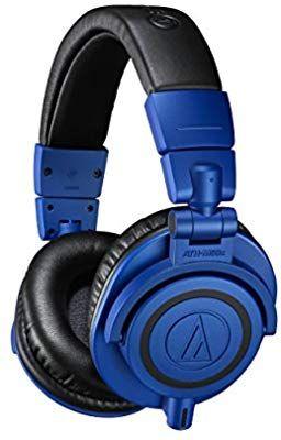 Audio-Technica ATH-M50xBB Sonderedition in blau und schwarz [Amazon]