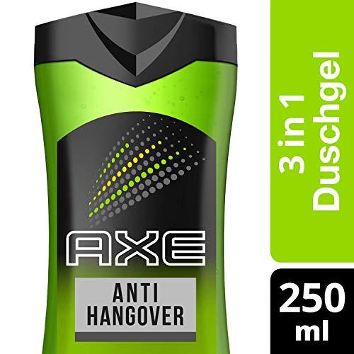 [Amazon Prime/Sparabo] Axe Duschgel Anti Hangover, Alaska, Black, Collision Leather & Cookies (6x250 ml) - ab 0,93 € / Stück [15+5% Rabatt]]