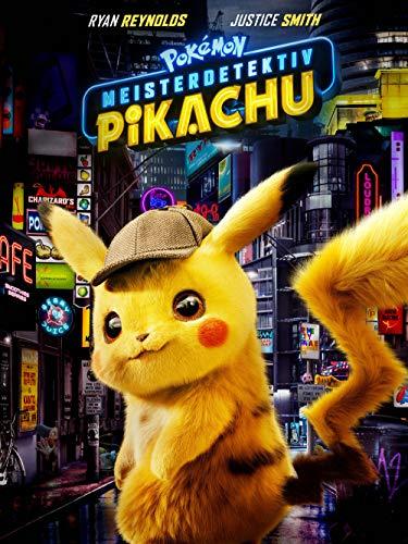 [Amazon Prime Video] Pokémon Meisterdetektiv Pikachu als Kauffilm für 6,99 €