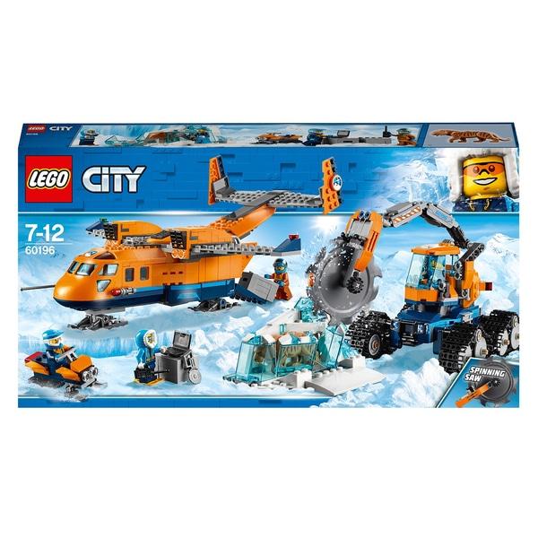[Smyth-Toys] LEGO City 60196 Arktis-Versorgungsflugzeug