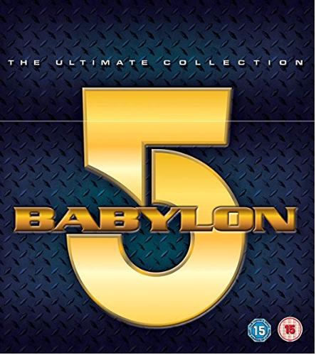 [Amazon UK] Babylon 5 - Komplette Serie - DVD - nur OV alternativ billiger bei Amazon VOD