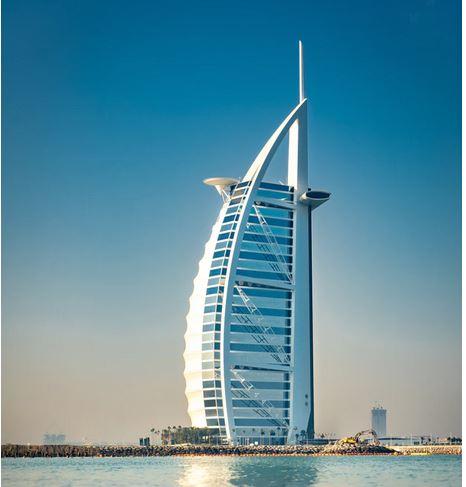Flüge: Dubai / VAE [Jan. - Feb.] Nonstop Hin und Zurück von Basel ab nur 144€ inkl. Gepäck