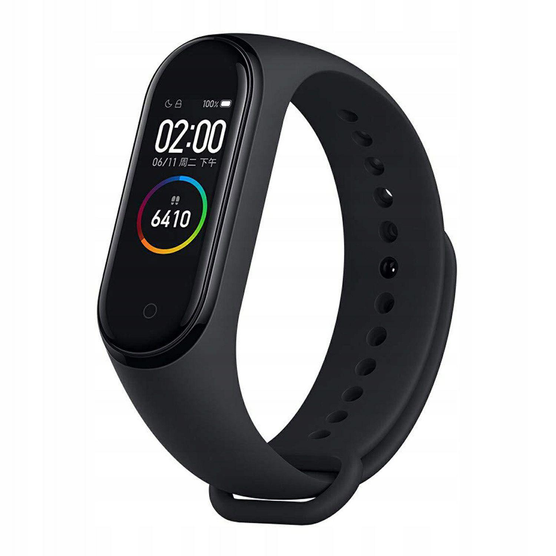"Xiaomi Mi Band 4: Fitness Tracker - 0,95"" Amoled Farbdisplay - 24/7 Herzfrequenzmessung"