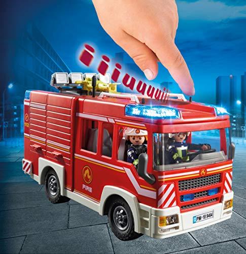 PLAYMOBIL City Action 9464 Feuerwehr-Rüstfahrzeug mit Rabattcode