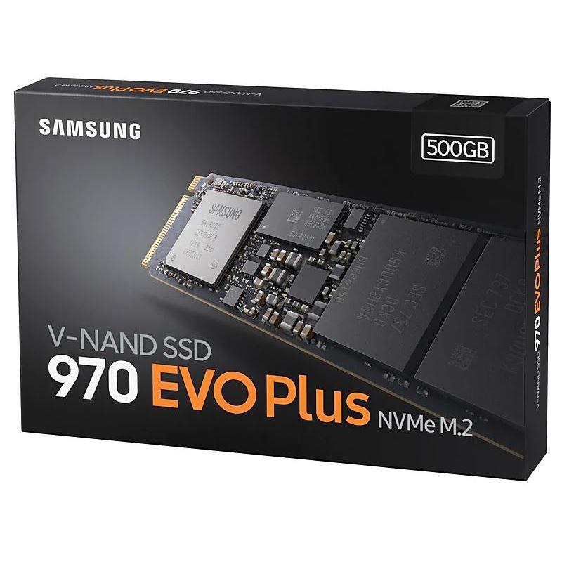 Samsung 970 Evo Plus m.2 500Gb + paydirekt