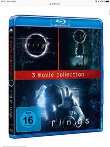 Ring Edition - Blu-ray - Alle 3 Teile