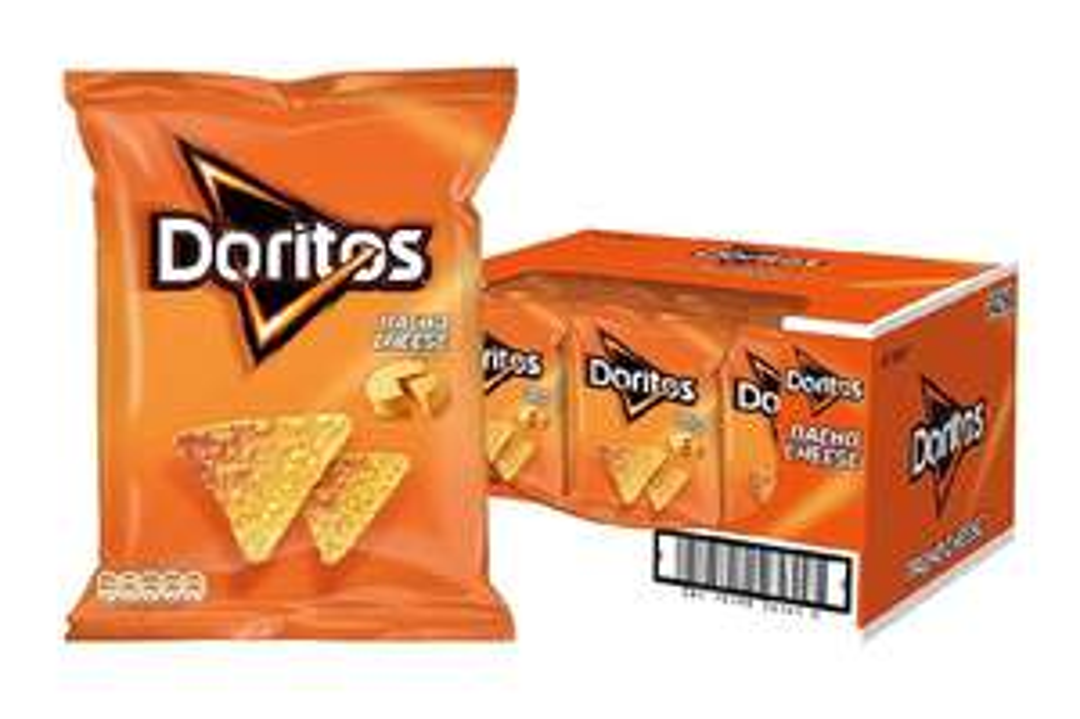 Amazon: Doritos Nacho Cheese 9 Stück für 10,17€; Update: jetzt nur noch 8,54€!!