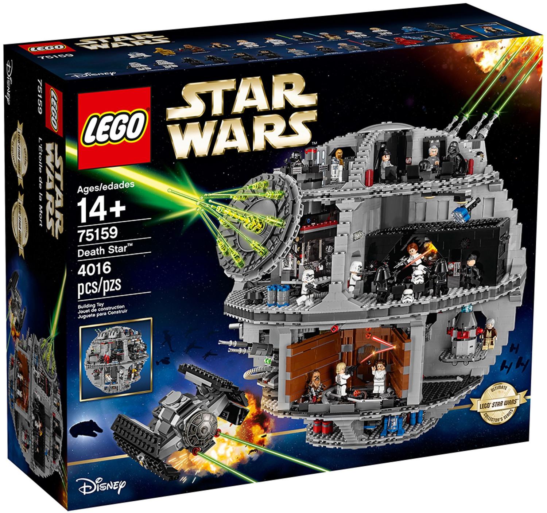 LEGO Star Wars 75159 Todesstern bei smythtoys.com