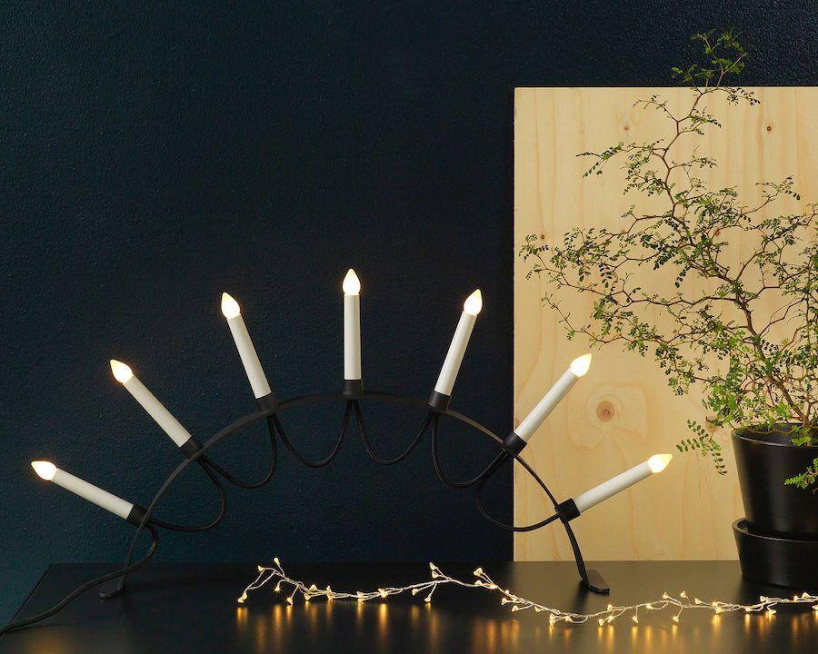 [Lokal] IKEA Köln-Godorf Stråla LED-Kerzenleuchter