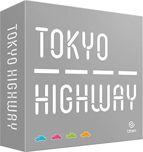 Brettspiel Tokyo Highway bei Amazon