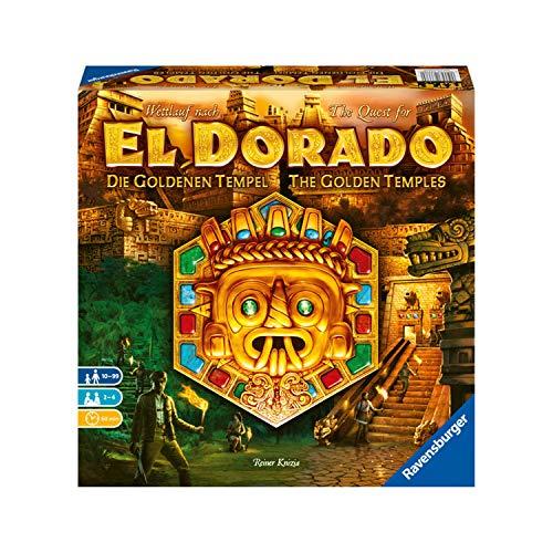 Brettspiel El Dorado die Goldenen Tempel Amazon (26129 )