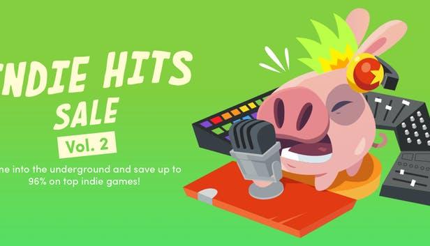 Sammeldeal: Humble Bundle Indie Hits Sale Vol.2 - Bis zu 96% Sparen bei bestimmten Games.