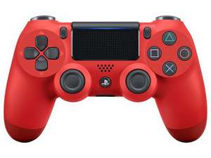 PS4 Controller, V2, Dualshock, Magma Red