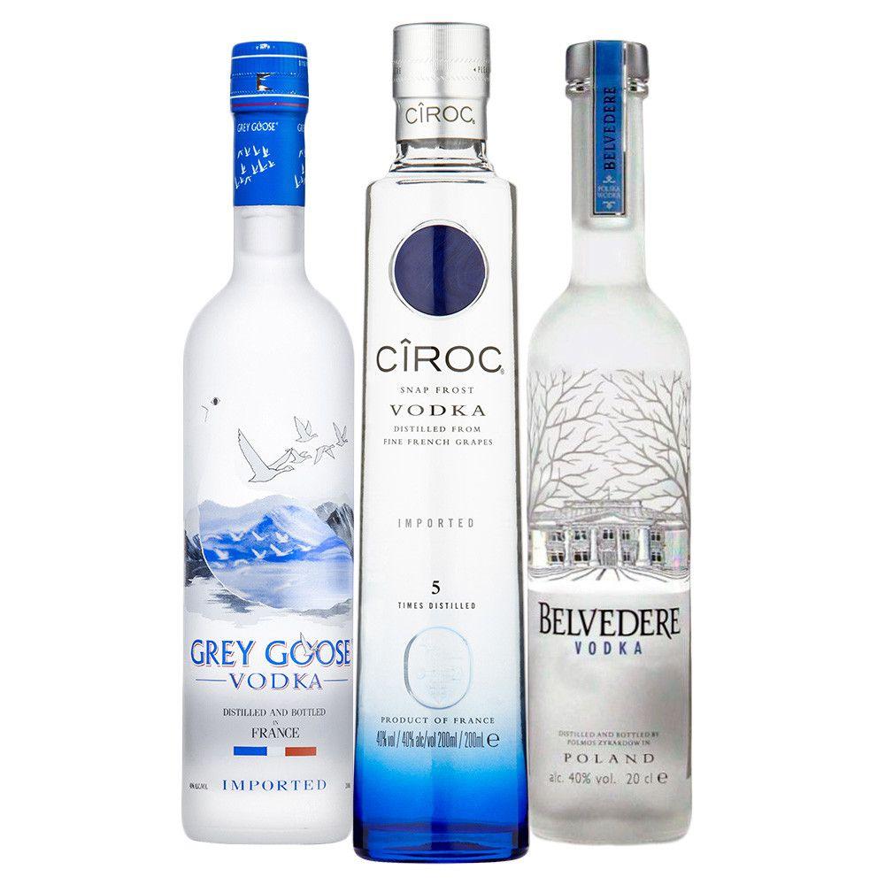 Amazon Alkohol. Grey Goose ~25€ | Belvedere | Ciroc | De Kuyper Peachtree