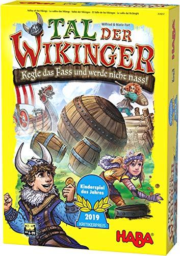 Tal der Wikinger - Kinderspiel des Jahres 2019 [Amazon prime]