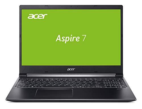 "[amazon.de] Acer Aspire 7 A715-74G-7511, 15.6"" Full HD IPS, Intel I7-9750H 6x2,6GHz, 16GB DDR4, 512 GB M2 PCIe SSD, NVIIDIA 1650 Mobile 4 GB"