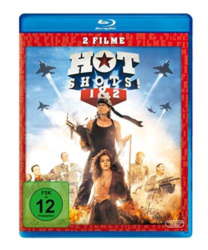 Hot Shots 1+2 [Blu-ray] für 9,97€ (Amazon Prime)