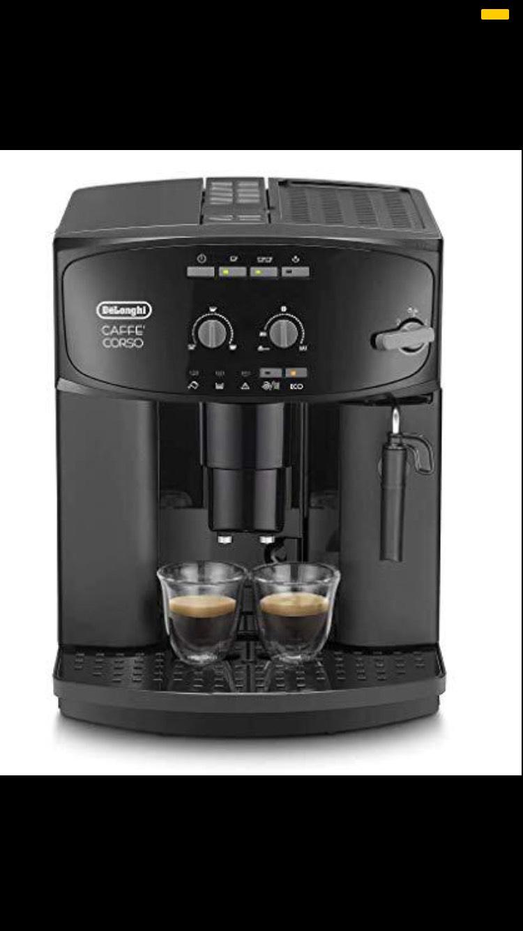 De'Longhi ESAM 2600 – Kaffeevollautomat mit Milchaufschäumdüse