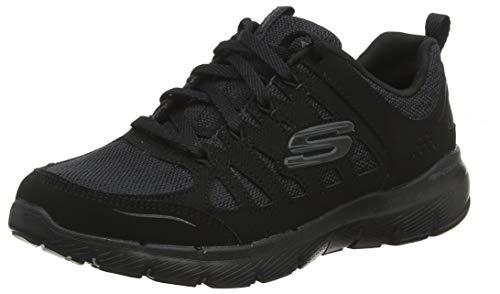 Skechers Damen Flex Appeal 3.0 13061-bbk Sneaker