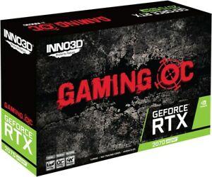 Inno3D GeForce RTX 2070 SUPER Gaming OC X2 8 GB OC