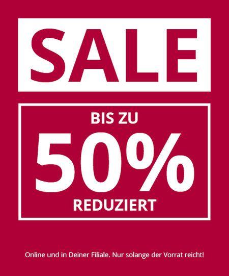Takko Winter-Sale, bis zu 50% Rabatt. Online+Offline