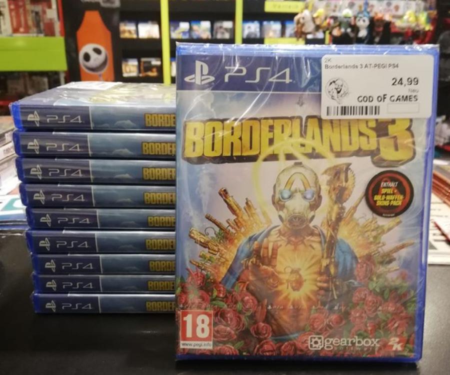 [Lokal] Borderlands 3 (PS4), God of Games in Plauen