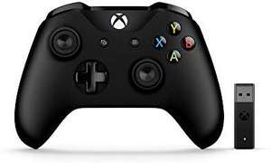 Microsoft Xbox Wireless Controllermit Adapter (Windows 10) [Amazon.co.uk]
