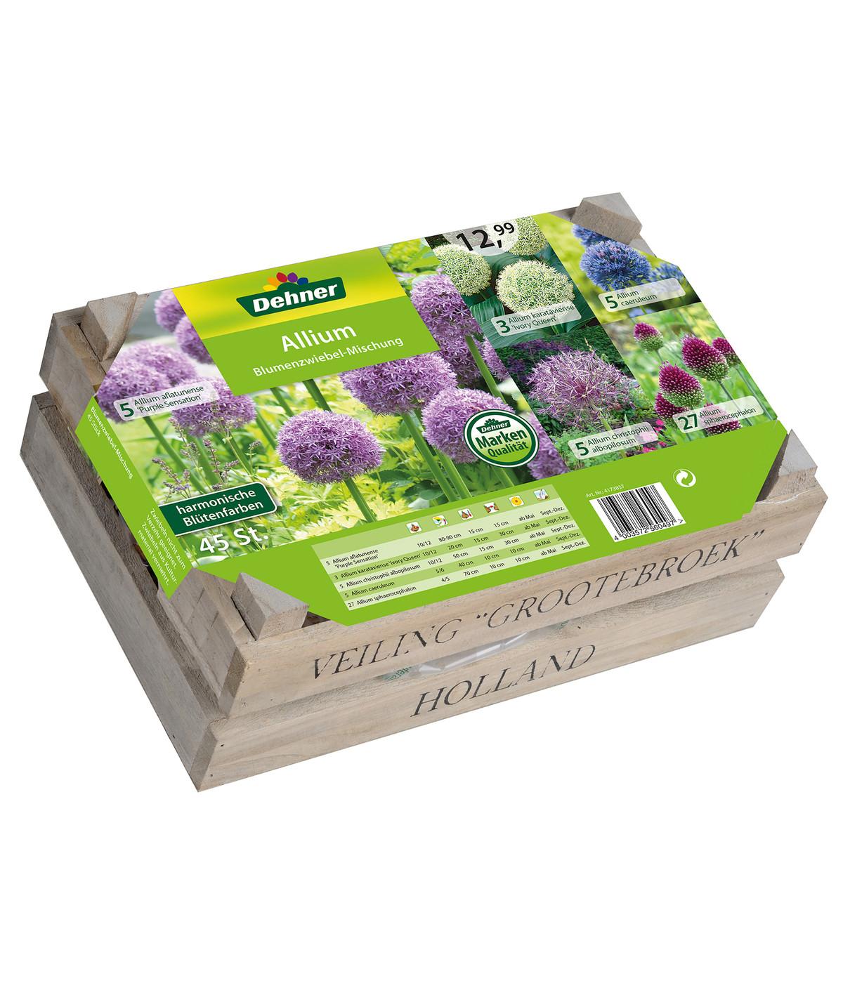 [Dehner offline] Steck- und Blumenzwiebeln für 1,00€ pro Packung