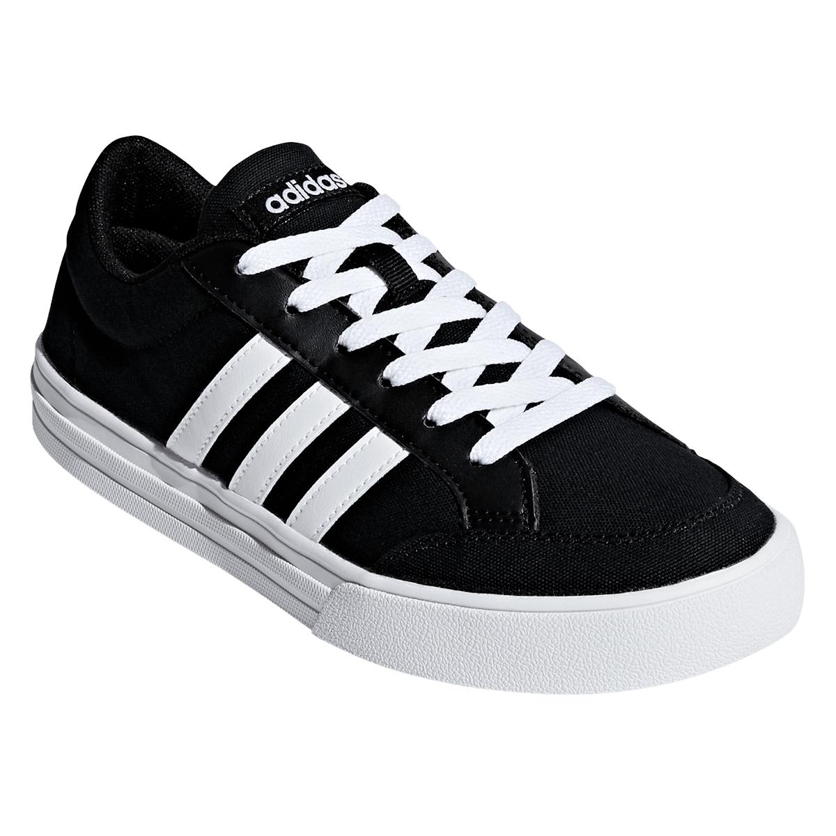 adidas Freizeitschuh VS Set schwarz/weiß (Gr. 38-48)