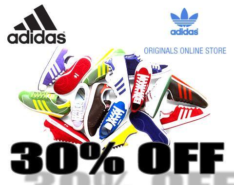 [lokal] Adidas Factory Outlet Herzogenaurach 24.12. und 31.12. -30% RABATT AUF ALLES