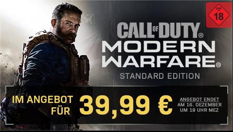 [PC] Blizzard CoD Call of Duty Modern Warfare Battlenet