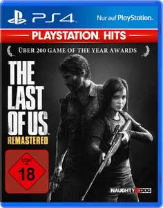 The Last of Us - Remastered (PS4) für 12,70€ per Abholung (Real)