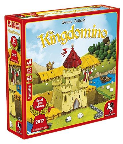 Kingdomino Spiel des Jahres 2017 [Amazon Prime]