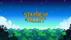 Stardew Valley Switch (Europe) E-Shop