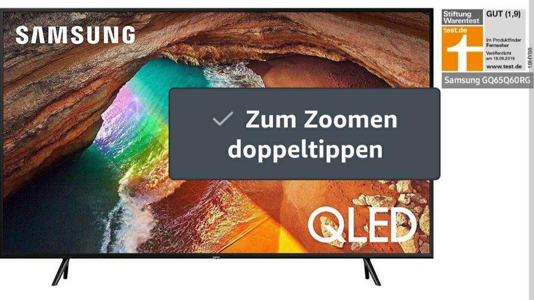 Samsung Q60R 65 Zoll (Amazon)