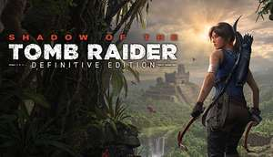 Stadia (Pro) - Shadow of the Tomb Raider (Definitive Edition)