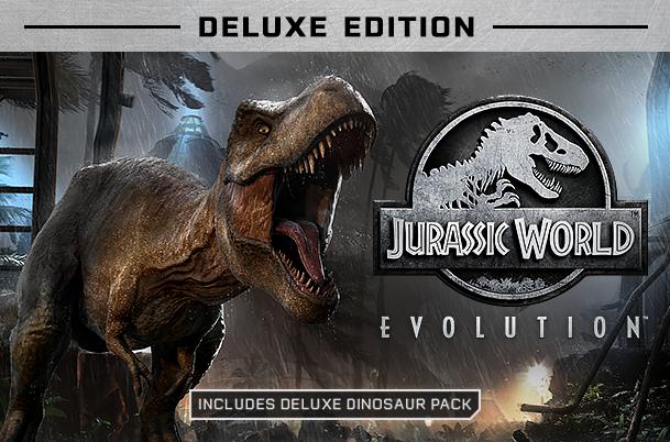 [Steam] Jurassic World Evolution für 8,99€ und die Deluxe Version für 9,99€ direkt bei Steam