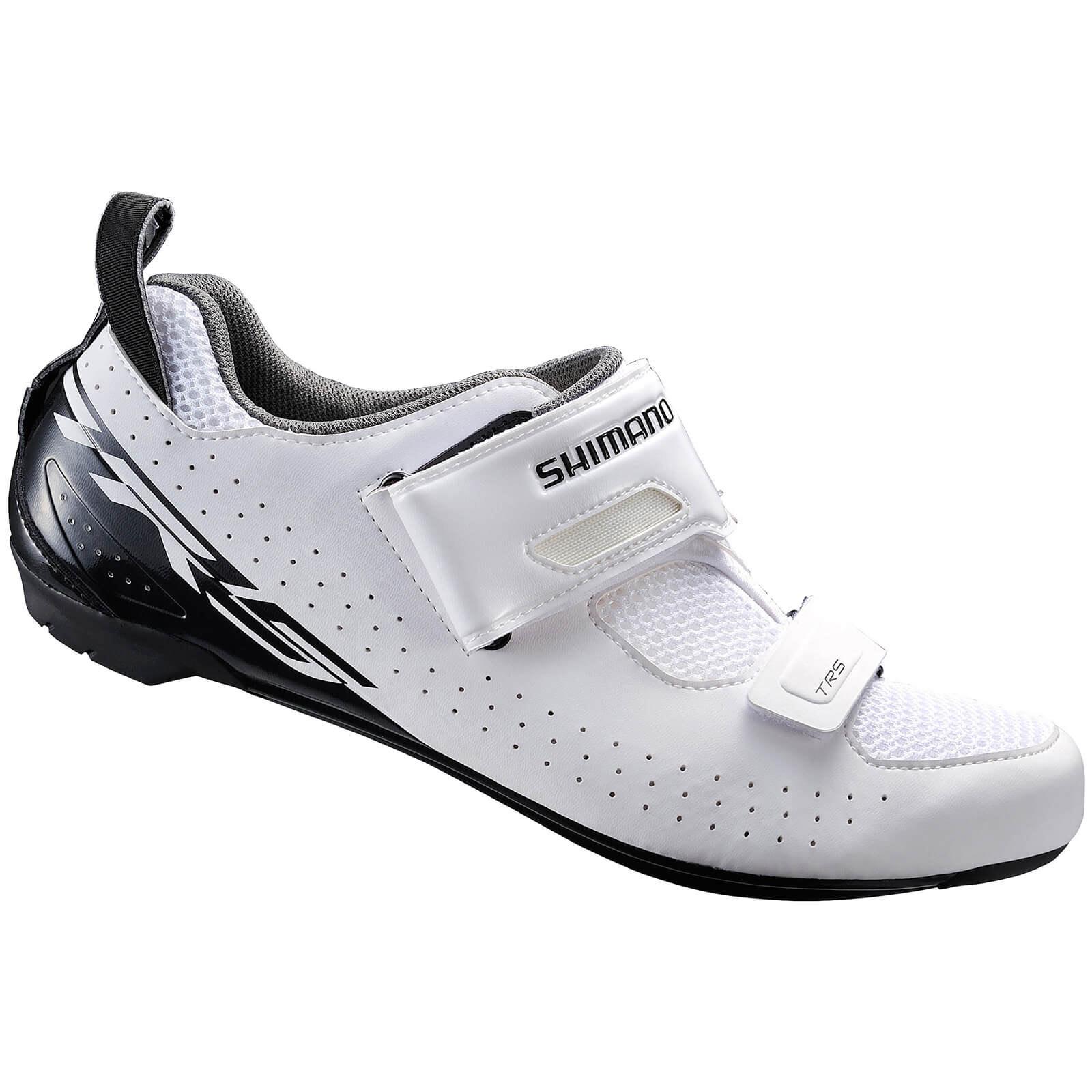[Probikekit] Shimano TR5 SPD-SL Triathlon-Schuhe - Rennradschuhe ab 45€ in Größe 50 / Größe 41/43 für 81,99€