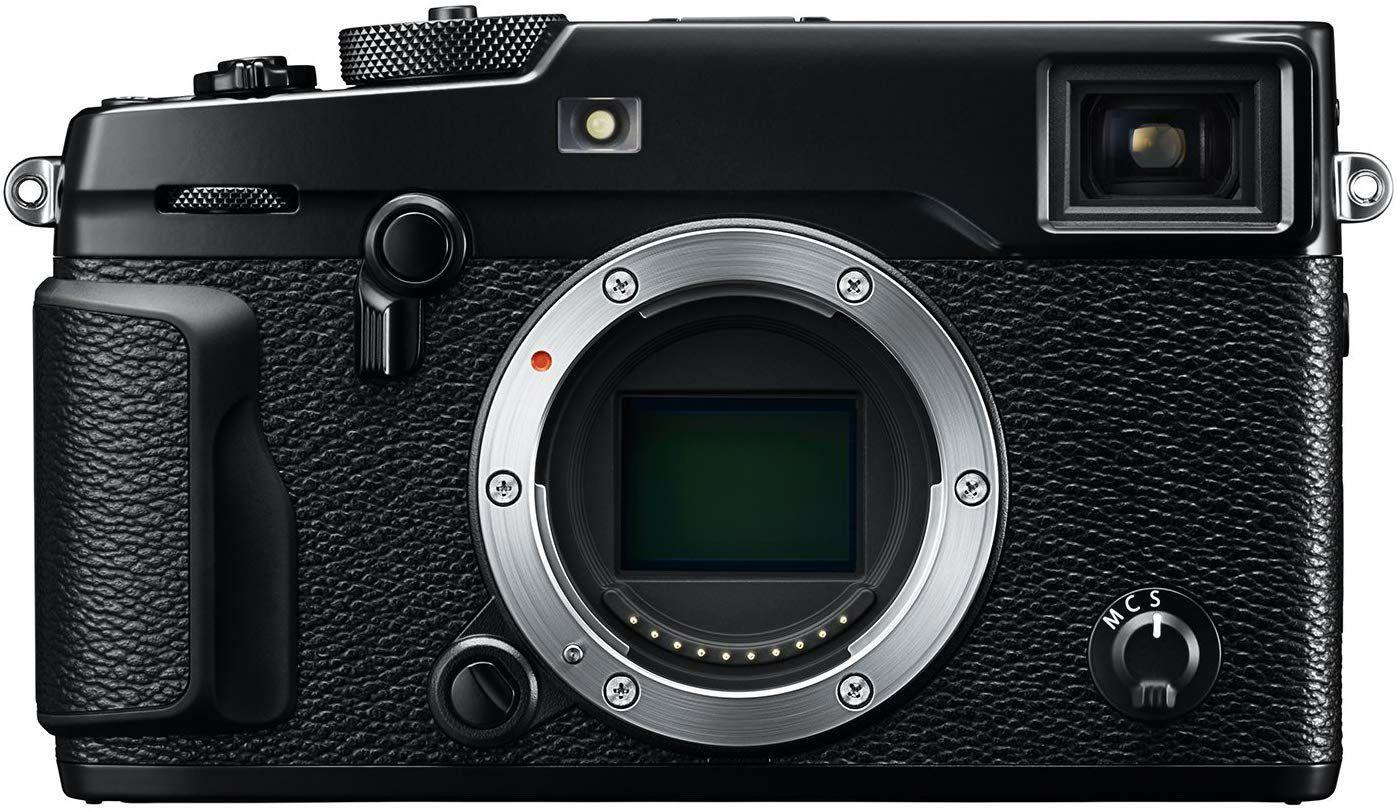 Fujifilm X-Pro2 Systemkamera, Gehäuse