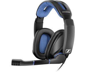 Sennheiser, 507079, GSP 300, Gaming Headset, Schwarz/blau [Saturn & Amazon Abholung]