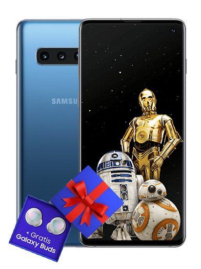 Samsung Galaxy S10 und Galaxy Buds im Vodafone Otelo (20GB LTE, Allnet/SMS) mtl. 29,99€ einm. 79€ [nach Ankauf 8,80€ mtl.]